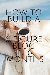 So starten Sie einen Blog – Blogging & Writing