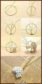 Creative and Great Lisa Crafts Internet Diary: Tutorial: Tungsten – DIY Jewelry