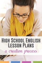 Excessive College English Lesson Plans: A Creation Course of | Language Arts Classroom