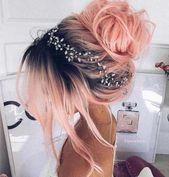 20 Ideen zur Verwendung von Haar in Farben #farben #hair #ideen #verwendung, 201… – Frisur ideen
