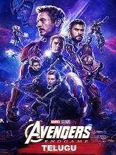 Avengers Endgame 2019 Hdcamrip Telugu Dubbed Movie Watch Online
