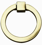 Nice 3 Inch Mission Style Solid Brass Ring Pull (Polished Brass Finish) | Pecse  Kitchen Project | Pinterest | Polished Brass, Solid Brass And Hardware