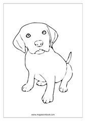Tipss Und Vorlagen Animal Coloring Page For Kids 2019 Ausmalbilder Hunde Vogel Malvorlagen Malvorlagen Tiere