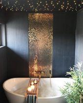 Dream Bathroom via – Interior Design Ideas 2019 #diy #crafts #ideas