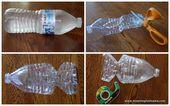 Water Bottle Fish Craft