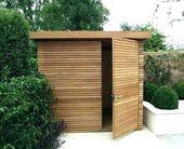 30 idées de rangement pour un petit abri de jardin brillant