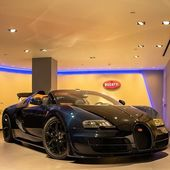 Die beste Spezifikation für einen Veyron? —————–ein… – pagani