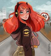 Batgirl How is your favourite hero? This can be a complicated query. #dccomics #dc #ba…