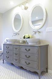 La vasque ronde en 45 photos – choisissez la vôtre! – Archzine.fr