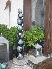 Ein Überblick über meine Raku-Werke – Keramik – # One #My # Raku Works #U …   – Keramische Kunst