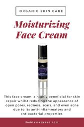 Moisturizing Face Cream – 50ml