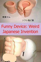 Komik Cihaz: Tuhaf Japon Buluşu