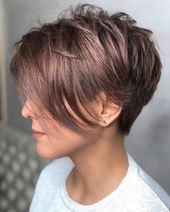 40 Süße Kurzhaarschnitte für Frauen 2019 - #bob #Cute #Haircuts #Short #women