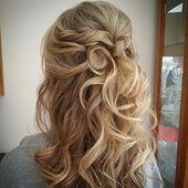 23+ Beste formale Frisuren für mittleres Haar