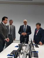 وكالة الأخبار الاقتصادية والتكنولوجية 2 خالد عبد الغفار يزور معهد تكنولوجيا التصنيع بجامعة Places To Visit Scenes Blog Posts