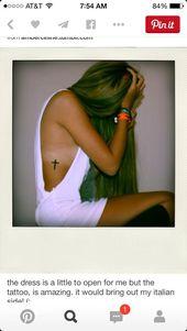 Platzierung – Tattoo Ideen Frauen Rippe – #Frauen #Ideen #platzierung #Rippe #Tattoo