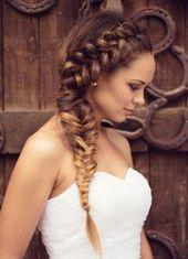 Wiesn-Styling: Die schönsten Oktoberfest-Frisuren für langes Haar