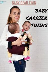 Baby Carrier Baby Carrier Twins