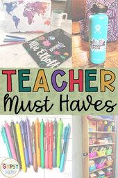 Teacher Must Haves for this Teacher Abroad! Sharin…