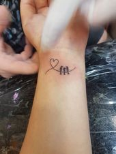 Best Wrist Tattoos Ideas for Women – Mom Tattoo – #Best #Women # for #hand #Ideen