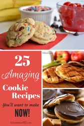 25 Amazing Cookie Recipes You'll Want to Make Now