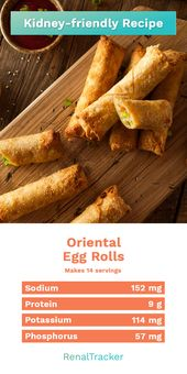 Crispy and dense dish. Rolled with cooked chicken….