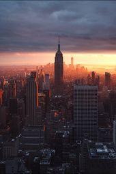 Earthyday: New York City von Renaud Julian