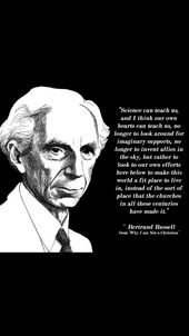 Bertrand Russell – atheism