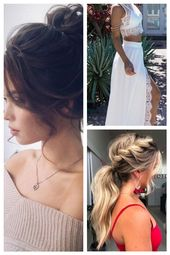 40+ fabulous braided prom hairstyle 54 # hairstyles for prom #naturalpromhairstyles