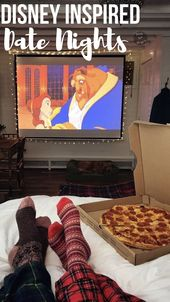 5 Disney Movie-Inspired Dates for this Valentine's Day