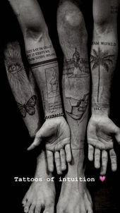 love and affection – #affection #homme #love – Tattoo