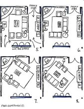 Recently a reader asked for my help with the placement of furniture in her 20 foot square living room after reading my b...
