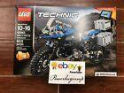 NEU LEGO Technic BMW R 1200 GS Adventure 42063 Bauspielzeug für Fortgeschrittene #Spielzeug   – lego