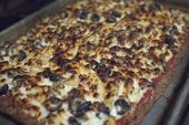 Meatza Pizza!!  Made last night.  Really good!! I just might survive this no gra…