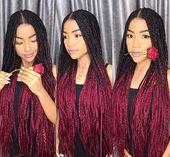 23 trendy ways to rock African braids – hairstyles short