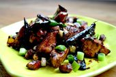 Kung Pao Chicken for Jamie Oliver's Food Tube