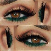 30+ besten magischen Augen Make-up-Ideen für 2019   – Make up