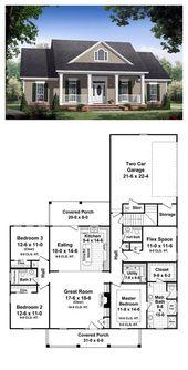 Kolonialstil COOL House Plan ID: chp-36803 | Knirps…