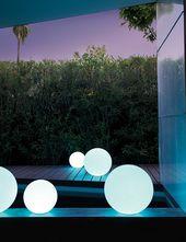 Ball Portable LED Lamp