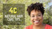 4c Natürliche Haarpflegetipps für Wachstum und Länge # Pflege # Wachstum # Haar # Länge #natu …   – hairproduct