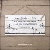 Handmade vintage sign with spell and dandelion, wooden sign wall decoration