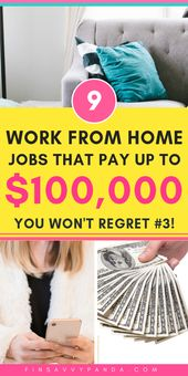 11 Real Work From Home Jobs That Make Money Online