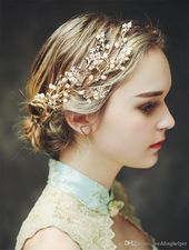 17 Showy Vintage Hairstyles Bridal Headpieces