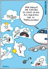 flugzeug flug kapitän turbulenzen wolken kampf kämpfen streit streiten