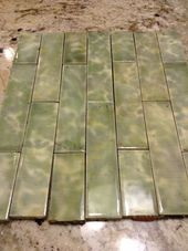 Complete Set Vintage Victorian Antique Fireplace Tile Mantle Trent Tiles Green Hearth Tiles Antique Tiles Victorian Fireplace