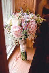 Rustikale handgemachte Farm Hochzeit – #Farm #Handmade #ru …