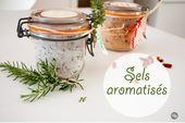 Sels aromatisés – Du Vent dans les Perles