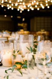 Alexis Jason City Winery Dc Wedding Birds Of A Feather Photography Blog Candle Wedding Decor Wedding Birds Feather Photography