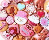 35 imágenes sobre Winter on We Heart It   Ver más sobre Navidad, invierno …   – sugar cookies!