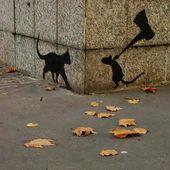 Cool street art  – Fun